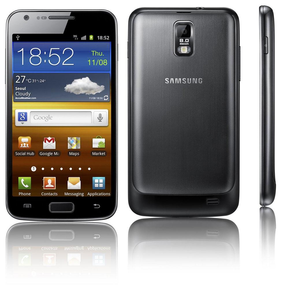 samsung galaxy sII i9100