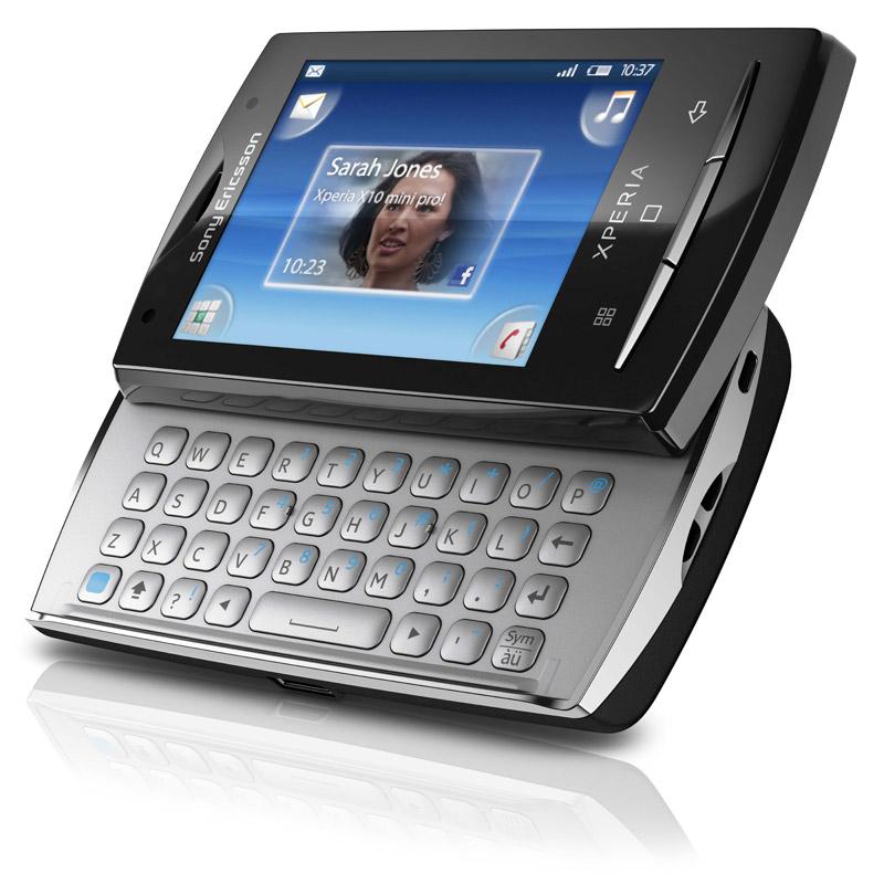 sony ericsson xperia x10 pro price. Sony Ericsson XPERIA X10 mini