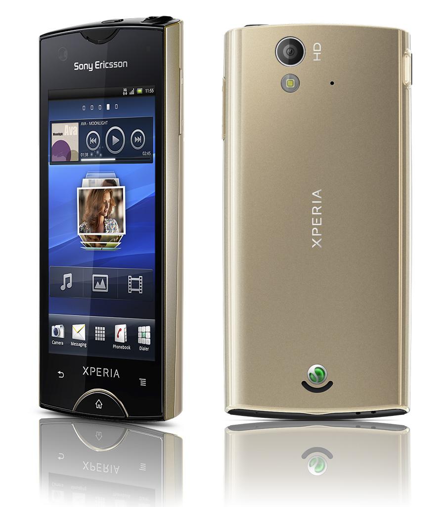 Sony Ericsson Xperia ray aka Urushi - Technical Specifications ...